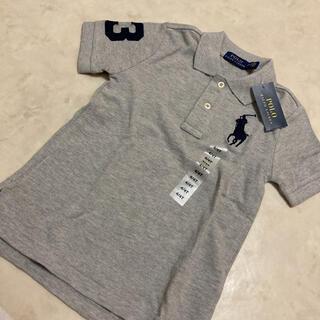 POLO RALPH LAUREN - 新品 ラルフローレン ポロシャツ 4T
