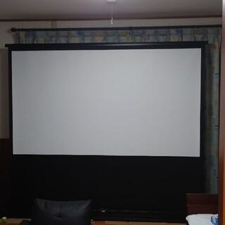 サンワサプライ プロジェクタースクリーン 100-PRS015(プロジェクター)