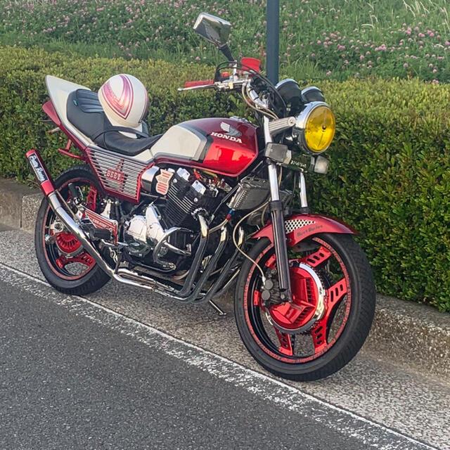 ホンダ(ホンダ)のCBX400F 自動車/バイクのバイク(車体)の商品写真