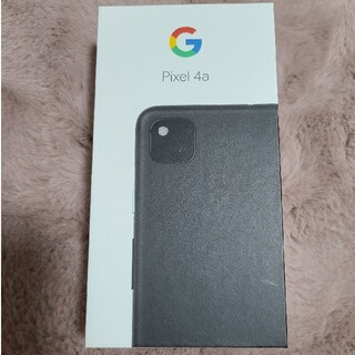 Google Pixel - Google Pixel4a ブラック 容量128GB