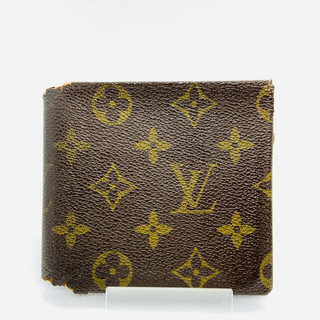 LOUIS VUITTON - ジャンク【LOUIS VUITTON】ルイヴィトン モノグラム 折財布
