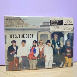 ボウダンショウネンダン(防弾少年団(BTS))のBTS, THE BEST(初回限定盤B)(K-POP/アジア)