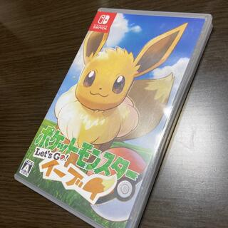 Nintendo Switch - Switch ポットモンスター レッツゴー イーブイ