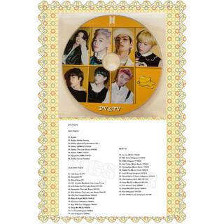 ボウダンショウネンダン(防弾少年団(BTS))のNEW⭐️BTS Butter PV &TV セレクト DVD (ミュージック)