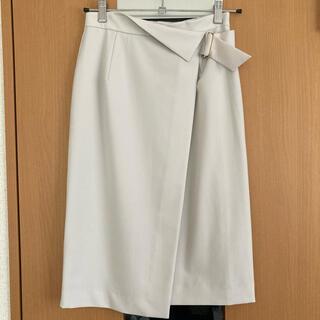 美品 TONAL タイトスカート(ひざ丈スカート)