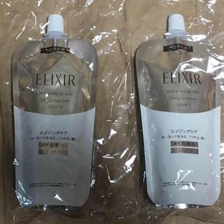 エリクシール(ELIXIR)のエリクシールシュペリエル リフトモイストローションTII (つめかえ用) x2(化粧水/ローション)
