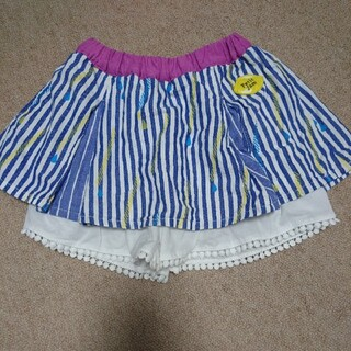 Petit jam - (19)Petit jam プチジャム size95 インナーつきスカート