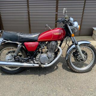ヤマハ - 絶版 初期型SR500 一見の価値あり