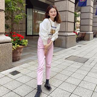 Honey mi Honey - Bibiy. original pink denim ピンク デニム