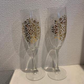 フランフラン(Francfranc)のフランフラン ペアシャンパングラス(グラス/カップ)