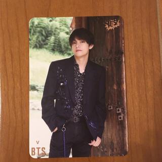 ボウダンショウネンダン(防弾少年団(BTS))の BTS 香港 公式 YES カード トレカ テテ テヒョン(K-POP/アジア)