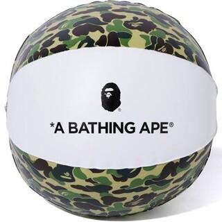 アベイシングエイプ(A BATHING APE)のエイプ APE BAPE ABC BEACH BALL ビーチボール(その他)