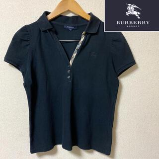 バーバリー(BURBERRY)の【BURBERRY】バーバリーロンドン サイズ2    ポロシャツ(ポロシャツ)
