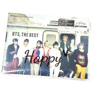 ボウダンショウネンダン(防弾少年団(BTS))のBTS,THE BEST∞初回限定盤B/2CD+2DVD^^{防彈少年團♪)(K-POP/アジア)