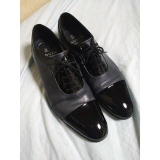 ランバンコレクション(LANVIN COLLECTION)のLANVIN COLLECTION 革靴 24.5cm(ドレス/ビジネス)