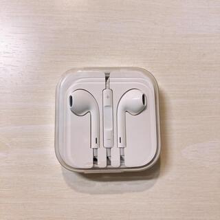 Apple - iPhone イヤフォン 純正 新品 未使用品