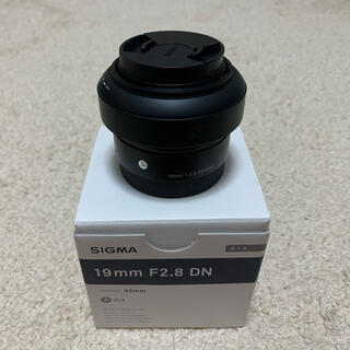 シグマ(SIGMA)のSIGMA 19mm F2.8 DN(レンズ(単焦点))