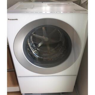 Panasonic - パナソニック cuble ドラム式洗濯機NA-VG700L