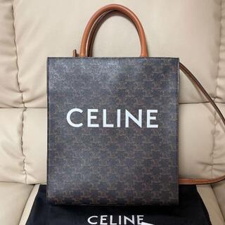 celine - CELINEセリーヌ トートバッグ トリオンフ