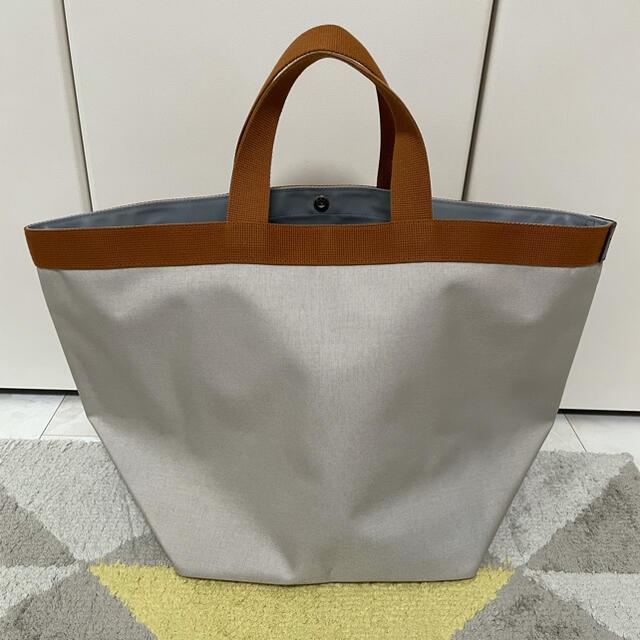 Herve Chapelier(エルベシャプリエ)のエルベシャプリエ 限定 マスティック ヴィゴーニュ モカ 725 レディースのバッグ(トートバッグ)の商品写真