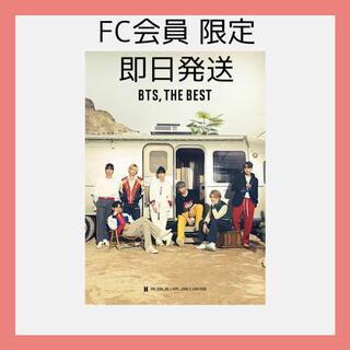 ボウダンショウネンダン(防弾少年団(BTS))のBTS 最新 THE BEST 公式 正規品 アルバム FC限定盤(K-POP/アジア)
