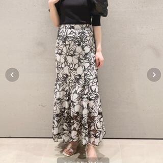 snidel - SNIDEL♡カッティングレースマーメイドスカート