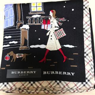 BURBERRY - BURBERRYハンカチ