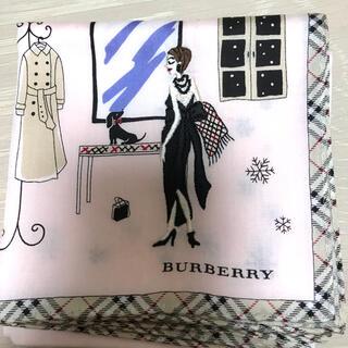 バーバリー(BURBERRY)のBURBERRYハンカチ(ハンカチ)