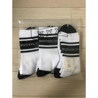 Ron Herman - God Selection XXX × Wind and Sea Socks