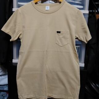 Lee - Lee  Tシャツ Mサイズ ベージュ色 メンズ