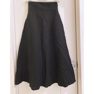 シンゾーン(Shinzone)のシンゾーンのリネンロングスカート(ロングスカート)