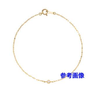 Vendome Aoyama - ヴァンドーム青山 K10 ダイヤモンド ブレスレット * ダイヤ ヴァンドーム