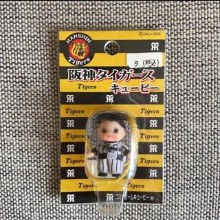 ◆新品未使用 阪神タイガース キューピーちゃん マスコット