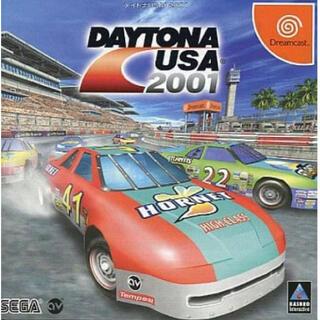 セガ(SEGA)のレア 名作 ドリームキャスト DAYTONA USA 2001 デイトナUSA(家庭用ゲームソフト)