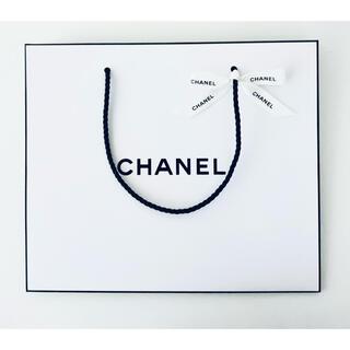 シャネル(CHANEL)のシャネル ショッパー(大)リボン付き(ショップ袋)