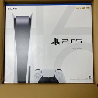プレイステーション(PlayStation)のPlayStation5 本体(家庭用ゲーム機本体)