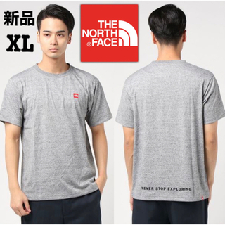 THE NORTH FACE - 完売THE NORTH FACE  Small Box Logo Tee S/S