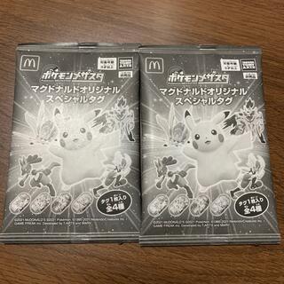ポケモン(ポケモン)のポケモンメザスタ マクドナルド オリジナル スペシャルタグ(その他)