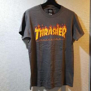 スラッシャー(THRASHER)のTシャツ THRASHER ダークグレー Sサイズ(Tシャツ/カットソー(半袖/袖なし))