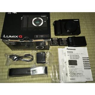 パナソニック(Panasonic)のLUMIX DC-GX7MK3 ボディ + おまけ(ミラーレス一眼)