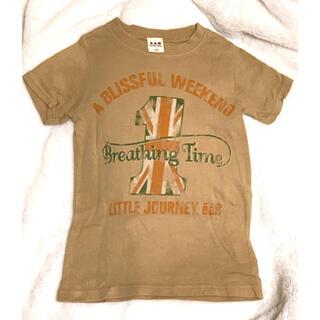 ベベ(BeBe)のe.a.B エーアーベー BEBE べべ Tシャツ 半袖 110サイズ(Tシャツ/カットソー)