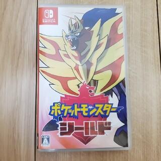Nintendo Switch - ポケットモンスター シールド Switch用ソフト