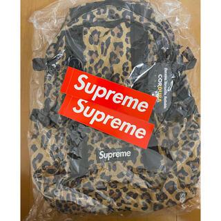 Supreme - Supreme Leopard Backpack  バックパック