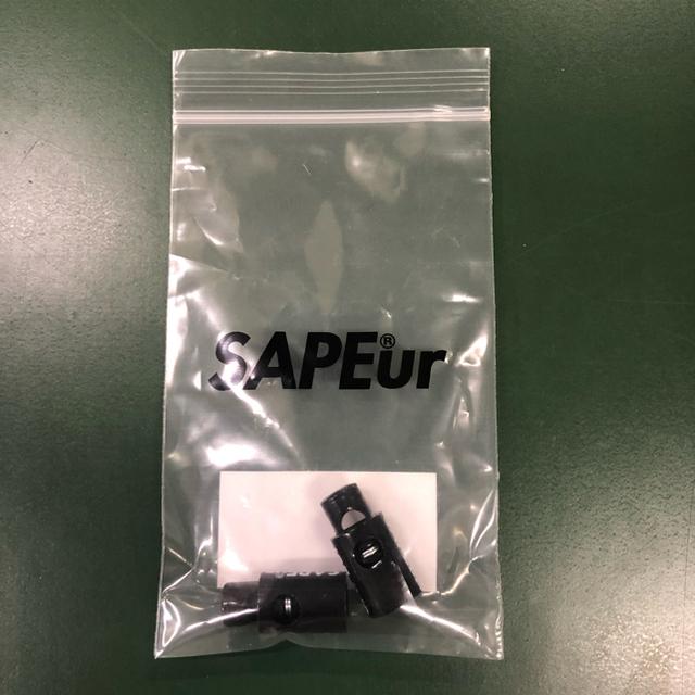 SAPEur LACE STOPPER + KINCHAKU Msize SET メンズのファッション小物(その他)の商品写真