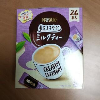 ネスレ(Nestle)のネスレ 香るまろやかミルクティー 26本(その他)