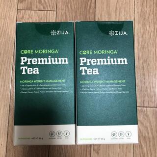 ★送料込★zija プレミアムティー2箱(健康茶)