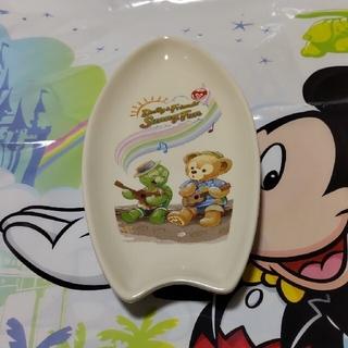 ディズニー(Disney)のスーベニアプレート ダッフィー&フレンズ サニーファン(食器)