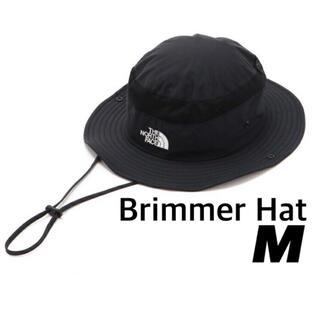ザノースフェイス(THE NORTH FACE)の【 M 】ブラック★ノースフェイス ★ 帽子 Brimmer Hat(ハット)