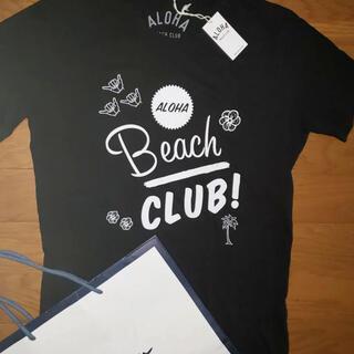 Ron Herman - 【新品/日本未入荷】ALOHA BEACH CLUB・Paradise Tシャツ