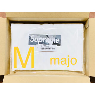 Supreme - Supreme Emilio Pucci Box Logo Tee 白 黒 M